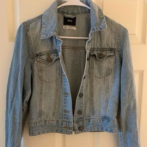 BDG Crop Jean Jacket